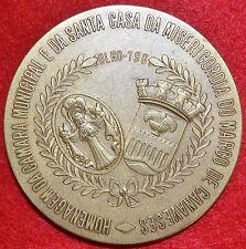 allusive Medal to Dr. Manuel de Araujo / Marco de Canaveses