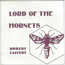 "BOB CALVERT - LORD OF THE HORNETS - FRENCH 1980 7"" VINYL [PIC SLEEVE] - FLS 204"