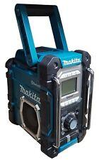 MAKITA DMR106 - BLUETOOTH FM - JOB SITE RADIO - MAINS/LXT BATTERY POWERED - USB