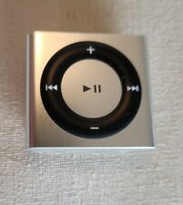Apple iPod Shuffle 4th Gen 2gb Silver A1373 used iPod only