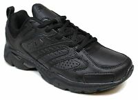 Men's Fila® Capture Black Running  Shoes Medium Width Size