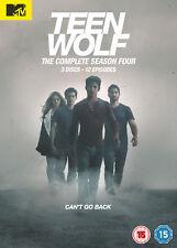 Teen Wolf Season 4  (DVD)