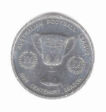 1996 AFL CENTENARY Commemorative Herald Sun medal - Premiership Cup