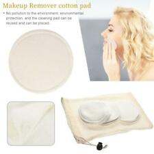 Reusable make up remover Pad facial cleanser Washable cotton for Sensitive Skin