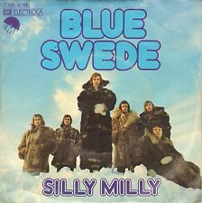 """BLUE SWEDE - Silly Milly        7""""Single VG+"""