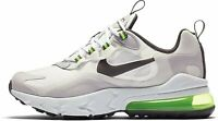 Nike Air Max 270 React Winter - Grey Silver / Electric Green - UK 6 / EU 39
