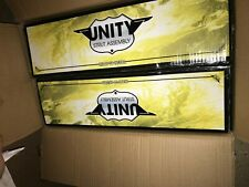 UNITY Auto 11140 Front Left & Right Side Strut Assembly for Accord Odyssey