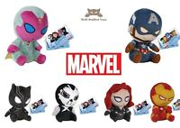 Funko Mopeez Marvel Avengers Small Plush FULL SET
