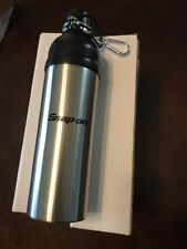 Snap On Tools Aluminum Twist Lid Drinking Bottle Container New