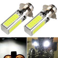 2x LED Headlights Bulbs For Suzuki LT-F160 230 Quadrunner LT-230S 250S Quadsport