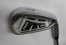 Ping i20 Green Dot 7 Iron CFS Stiff Steel Shafts
