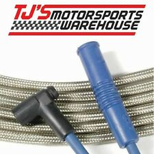 ACCEL Armor Shield Braided Spark Plug Wires: 8007B : RFI Suppression, 8mm, V8