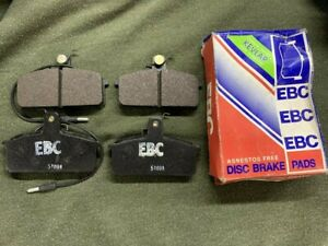 EBC 410 BRAKE PADS FOR LANCIA DELTA
