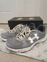 Under Armour Limitless TR Running Trainers UA Micro Size 9.5 Grey
