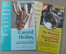 CRYSTAL HEALING Book plus a BOGOF - A GUIDE into the MYSTERIES - 2 Great books