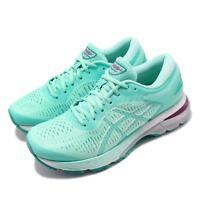 Asics Gel Kayano 25 Icy Morning Sea Glass Women Running Shoes 1012A026-402