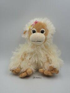 "Baby Coco & Natsu B3007 Orangutan Nakajima Beanie 2008 Plush 6"" Toy Doll Japan"