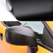 Matte Black Vinyl Film Wrap Car Sticker DIY 3D Bubble-Free Vehicle Body Decal CN