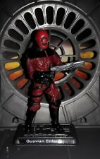 "Star Wars The Force Awakens CUSTOM Guavian Enforcer 3.75"" Figure More Articulate"