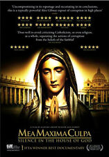 MEA MAXIMA CULPA - SILENCE IN THE HOUSE OF GOD - DVD - REGION 2 UK