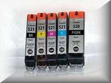 5 Original Canon Refill  IP4700 MP540 MP550 630 640