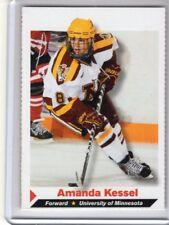 2013 Sports Illustrated Si Kids Sifk ice hockey AMANDA KESSEL Univ of Minnesota