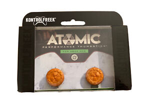 KontrolFreek Atomic Thumbsticks for Xbox One Series X/S New Orange