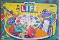 The Game of Life MONSTERS INC. Edition - Disney Pixar - Free Shipping