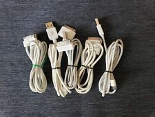 5X Original OEM Apple iphone 4s 4 3Gs 3G Charger Usb Data Cable