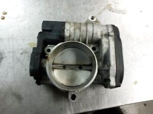 88V030 Throttle Valve Body 2012 Hyundai Veracruz 3.8