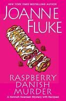 Raspberry Danish Murder (A Hannah Swensen Mystery) by Joanne Fluke[PDF]