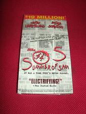 Summer of Sam (DEMO VHS SCREENER, 1999) John Leguizamo, Mira Sorvino