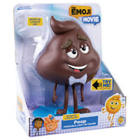 The Emoji Movie Light Up Figure - Poop - BNIB - 94539