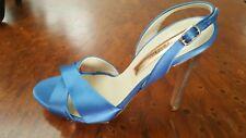 Designer Rupert Sanderson Blue shoes Aus 7.5 - Spring Racing or Melbourne Cup?