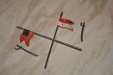 American 7th Cavalleria Bandiere/Spade. (custers)