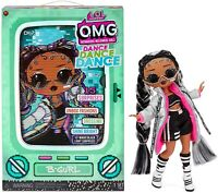 LOL Surprise OMG Dance Dance Dance B-Gurl Fashion Doll - New 2021