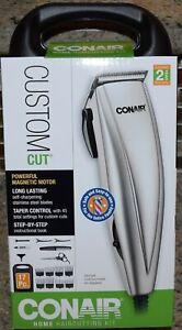 Conair Custom Cut 17 Piece Home Haircutting Kit  Model HC118RW