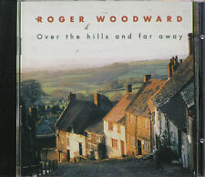 Roger Woodward  Over The Hills and Far Away CD 1994 Piano Folk & Dance Melodies