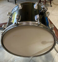 Vintage Rogers 1969 Dynasonic Drum Custom Built Marching Snare Man Cave Decor