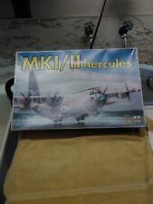 Vintage 1/72 ESCI/ERTL Hercules MKI/II Model Kit Sealed
