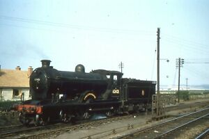 COLOUR-RAIL 35mm RAILWAY SLIDE: SC 320: CLASS D30: 62421 LAIRD O'MONKBARNS