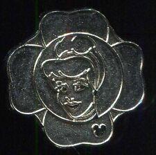 2011 Hidden Mickey Series Princess Flowers Cinderella CHASER Disney Pin 85619