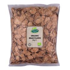 Organic Bran Flakes 2kg Certified Organic