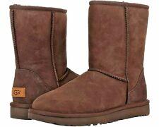 UGG Women's Classic Short II Winter Boot Chocolate 1016223 Original Brand New