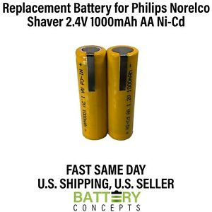 Battery for Philips Norelco 7737X 7745X 7775X 7825XL 7845XL 7864XL Razor Shaver