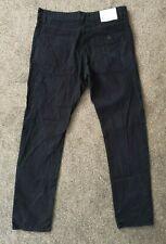 Mens G Star by Marc Newson Selvedge Blue Denim Jeans - W32 L32