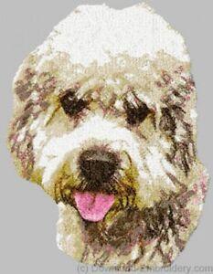 Embroidered Sweatshirt - Dandie Dinmont Terrier DLE1519 Sizes S - XXL