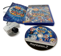 Eye Toy PS2 Playstation 2 Camera + Astro Zoo PS2 Eye toy play Game