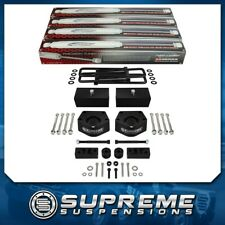 "Fits 86-95 Toyota IFS Pickup 3"" F + 3"" R Lift Kit + Shocks + Diff Drop 4x4 PRO"