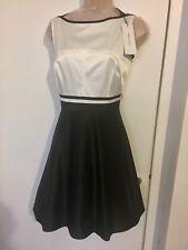 Karen Millen Maxi Cocktail Dress Gowns Size 14 RRP £310